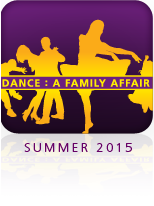Dance Dimensions Dance: A Family Affair